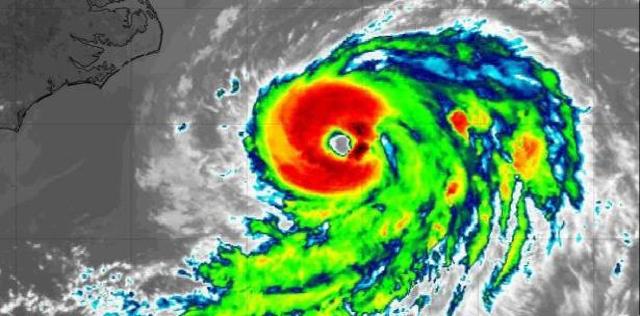 Otro huracán se formó en el Atlántico