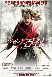 Rurouni Kenshin (2012) ซามูไรพเนจร
