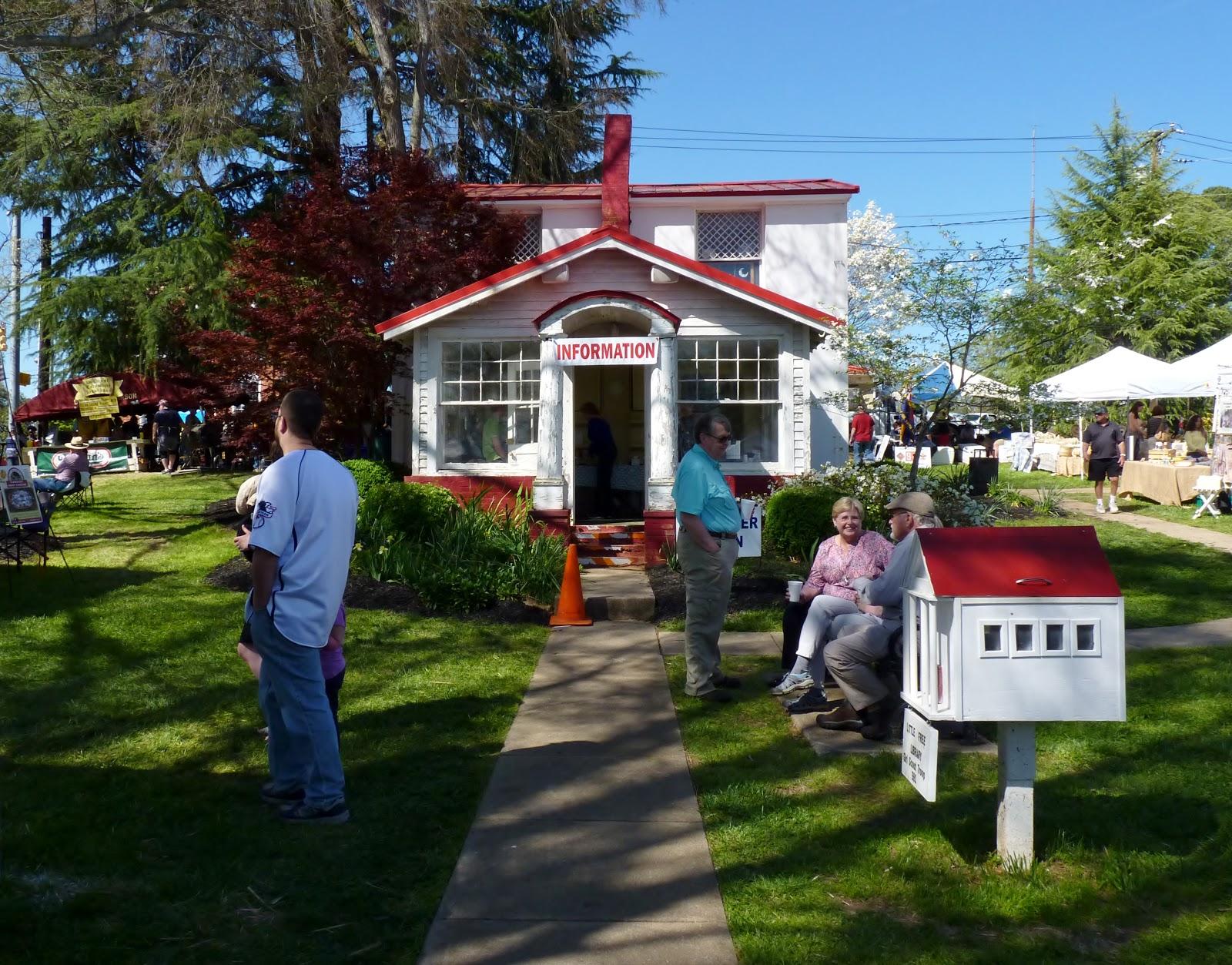 historic pendleton sc spring jubilee