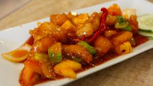 Tiga Rasa: Tofu Pok & Sweet and Sour Fish