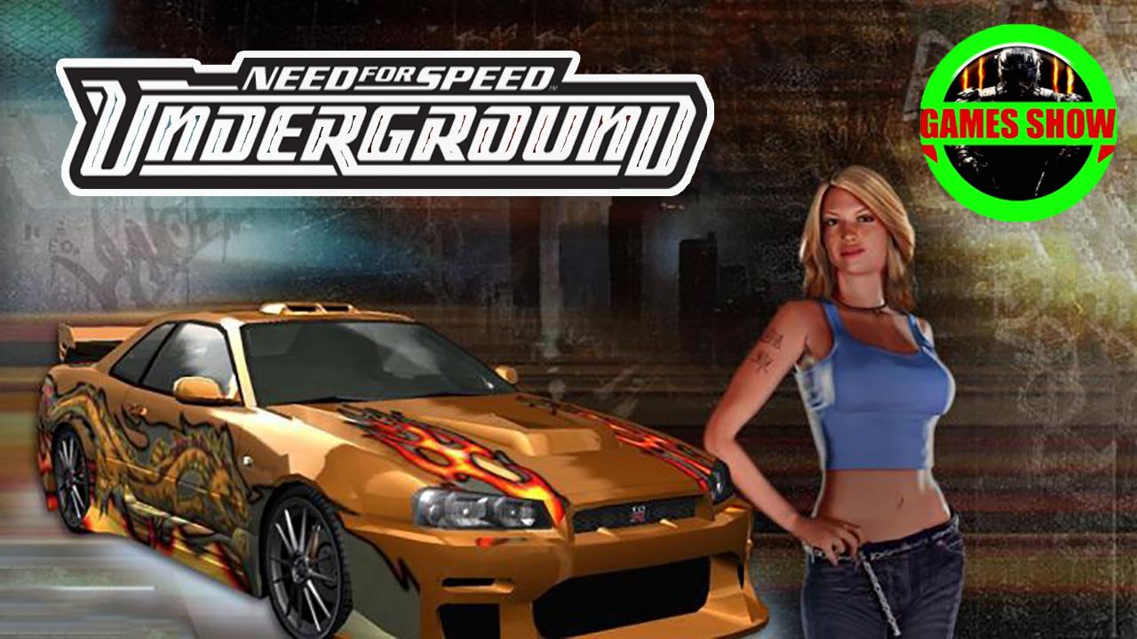 تحميل لعبة need for speed underground 1 من ميديا فاير