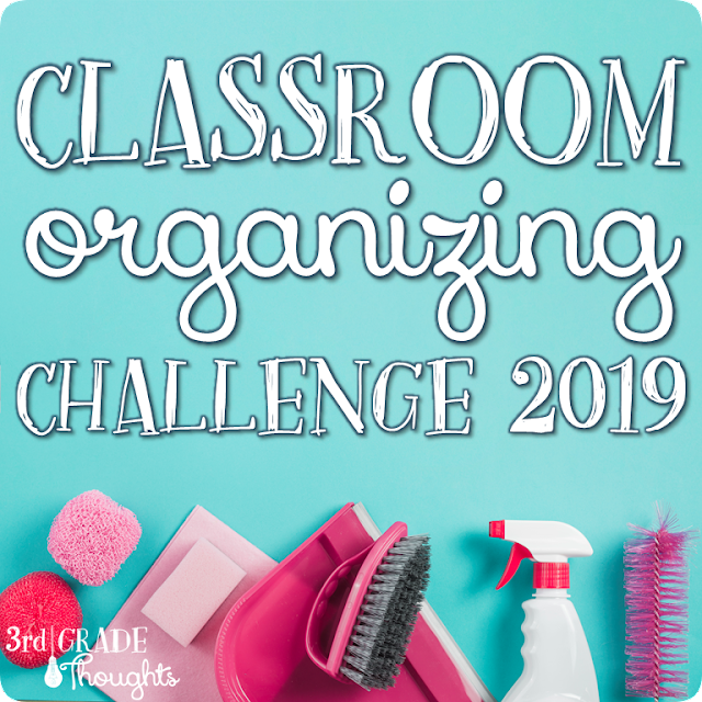 Join the Classroom Organizing Challenge!