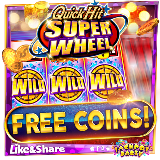 Free Jackpot Party Casino Coins