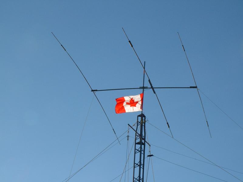 Amateur Radio Beam Antenna 72