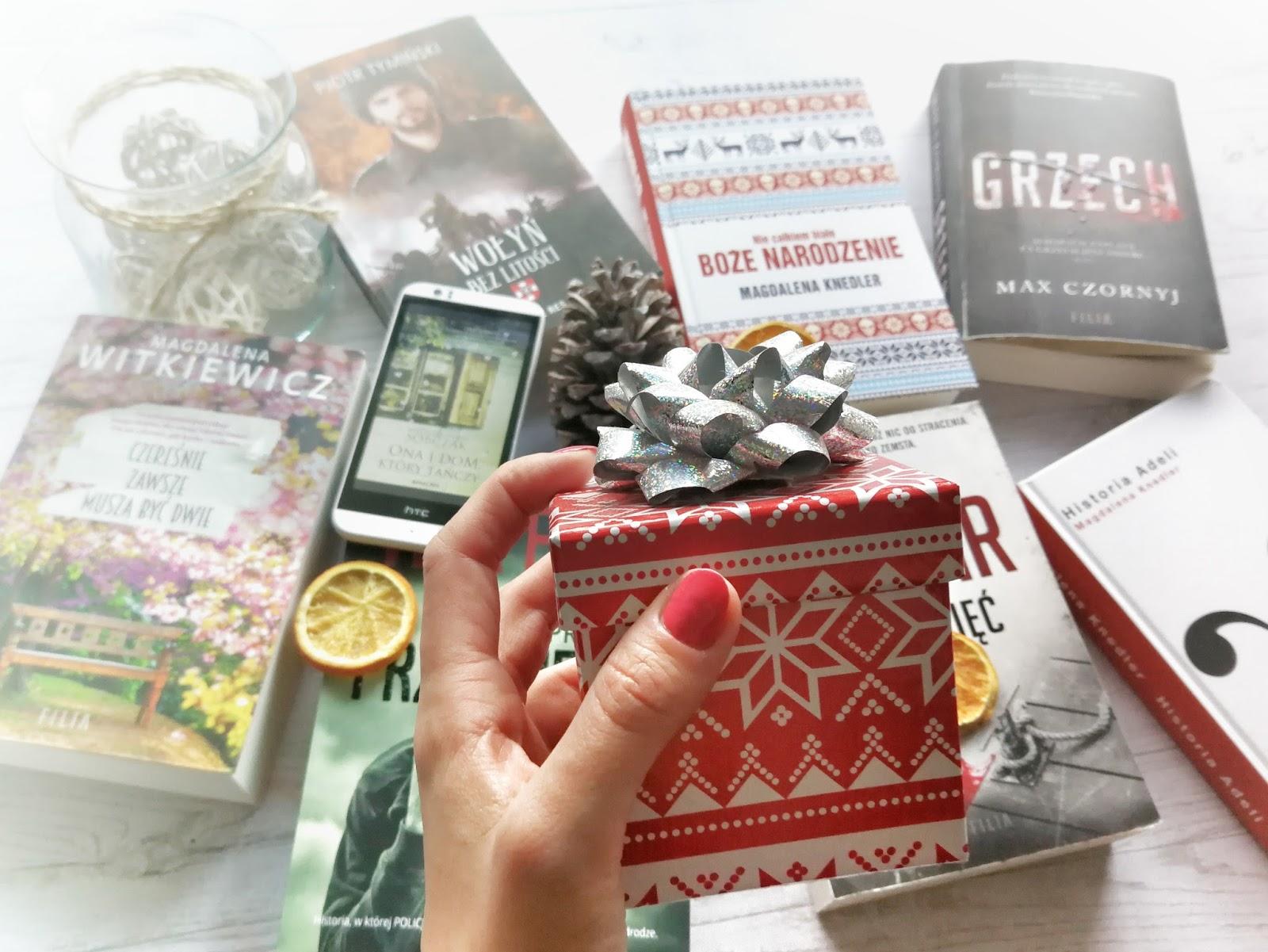 IDEALNY PREZENT NA ŚWIĘTA | Jakie książki kupić bliskim na Boże Narodzenie?