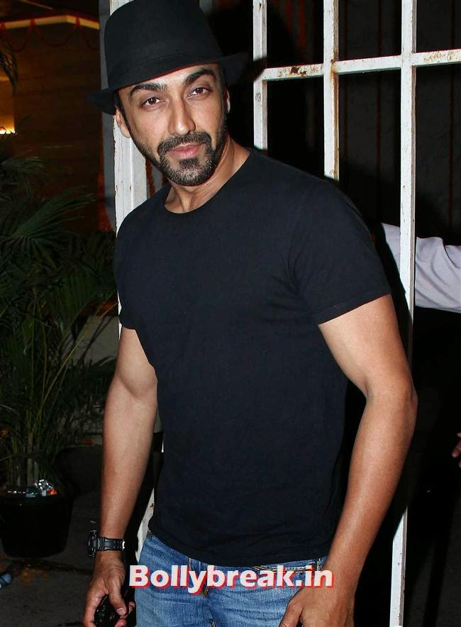 Ashish Chowdhary, Bollywood Celebs at Kangana Ranaut Birthday Bash Pics