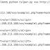 Tulpar - Web Vulnerability Scanner