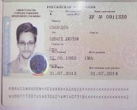 Informasi ISIS: Foto Edward Snowden