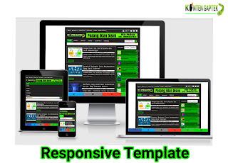 Kriteria Template Blog yang Responsive dan Cara Mengetahuinya