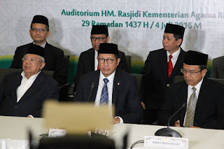 Ramadhan Syawal Bareng (2) Apakah (tidak) Perlu Sidang Itsbat ?