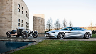 Dream Fantasy Cars-Aston Martin Vanquish Centenary