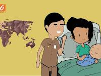 PNS Pria Bisa Cuti Mendampingi Istri Melahirkan Tanpa Dipotong Gaji
