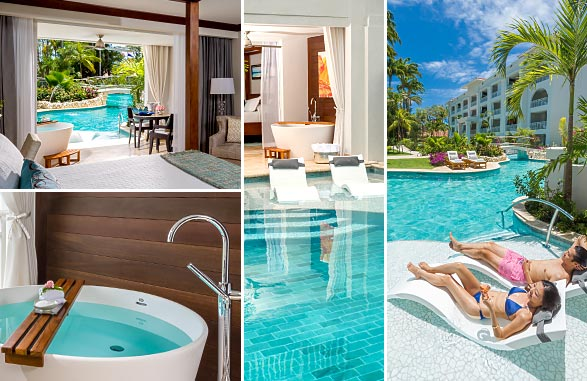 Sandals Royal Barbados Opens December 2017 My Paradise