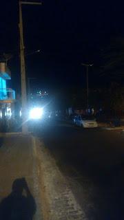 Em Picuí, moradores da rua Ferreira sofrem com a falta de iluminação pública