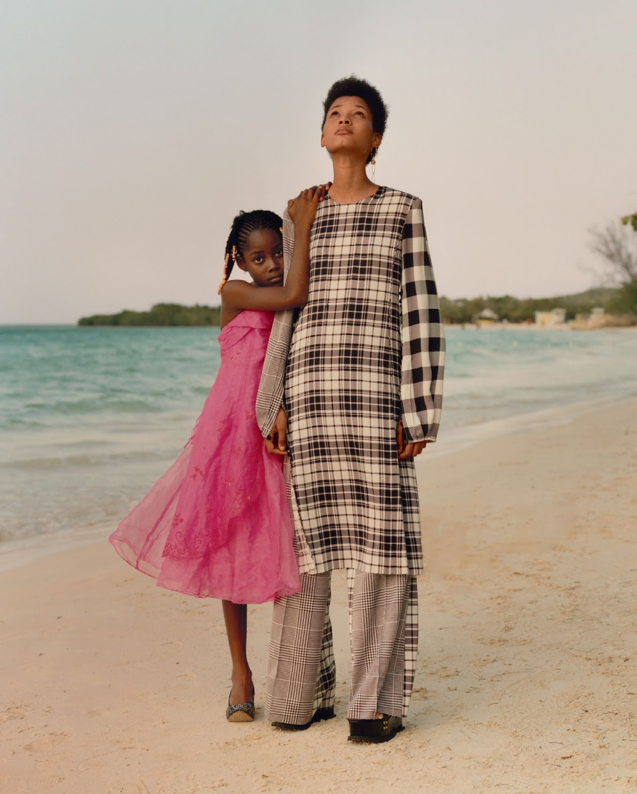Tami Williams & Lineisy Montero for Vogue US June 2016