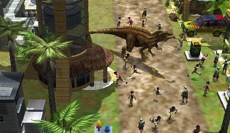 Free Download Game Jurassic Park Operation Genesis ...