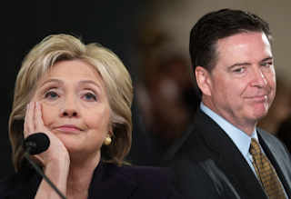 New York Post: FBI Boss' Outrageous Double Standard In Letting Hillary Skate