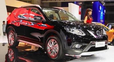 Harga Kredit Nissan X Trail - Simulasi Cicilan Dp Promo Murah 2018