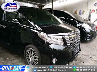 Kenyamanan Rental Mobil Alphard Surabaya
