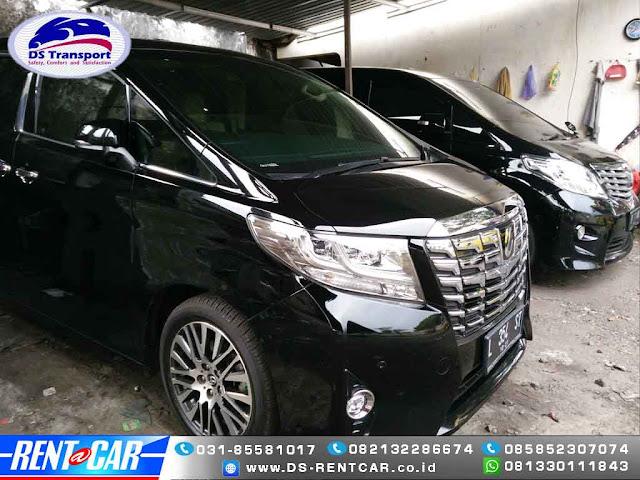 Rental Mobil Alphard Surabaya  Termurah