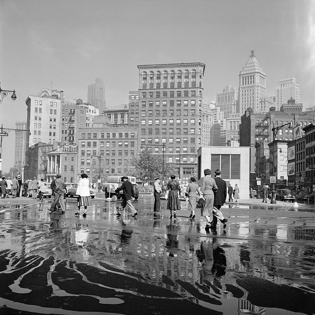 Nyc New: History In Photos: Vivian Maier
