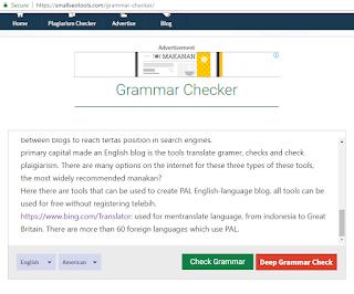 Cara Membuat Blog Bahasa Inggris Mudah
