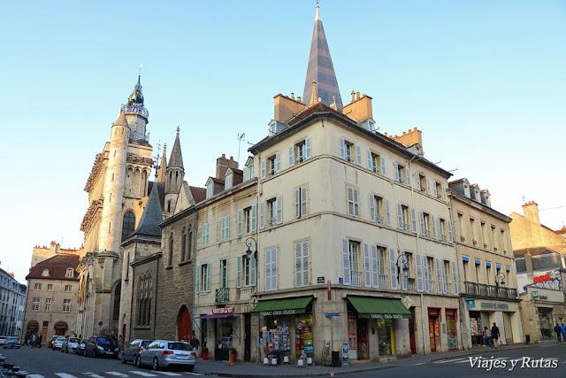 Iglesia Notre Dame de Dijon