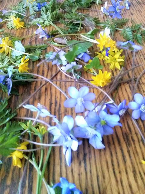 Blüten-trocknen-und-pressen