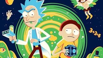 Rick y Morty Temporada 01 Audio Latino