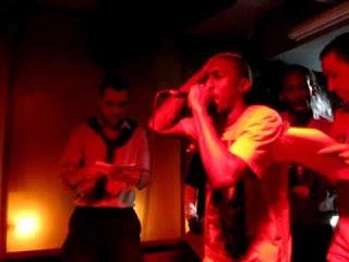 Hip Hop Karaoke London 2010