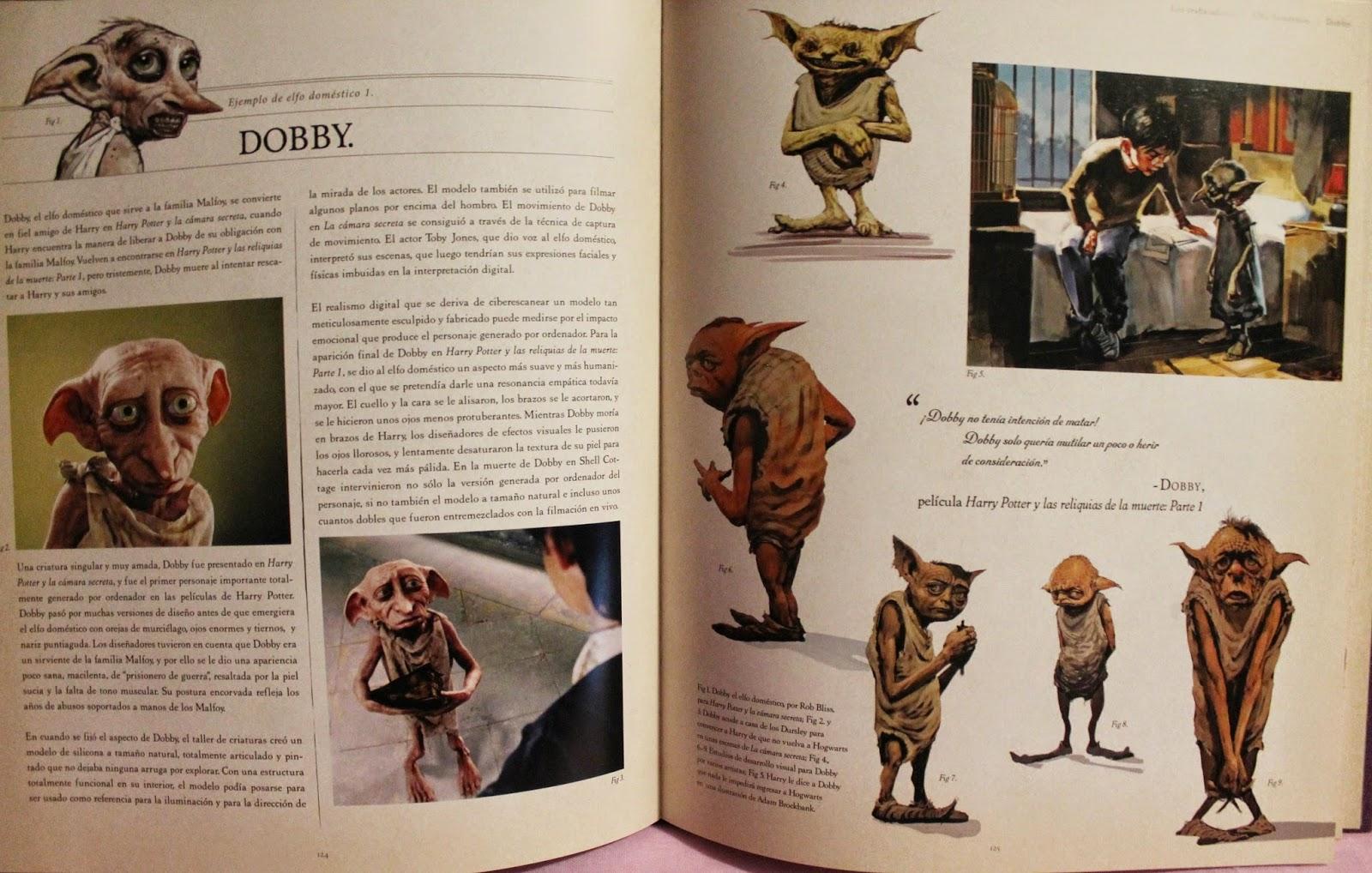 el gran libro de las criaturas de harry potter pdf