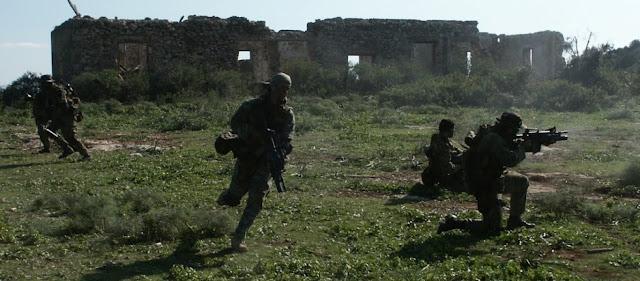 Καστελόριζο: Καταδρομείς έπιασαν στα πράσα Τούρκο εμπρηστή!