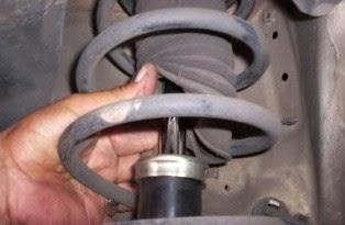 Ciri-ciri Shockbreaker Mobil yang Rusak
