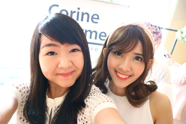 CorineDeFarmeXBeautyJournal Event Report