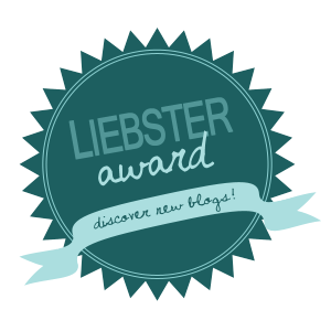 #2 Liebster Blog Award