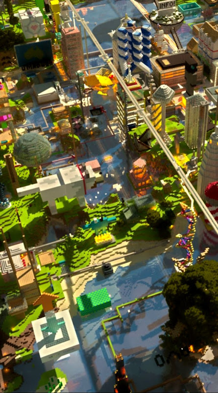 Minecraft Iphone Wallpaper Safari Wallpapers