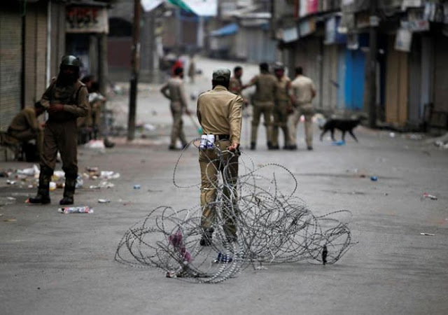 Kashmir: Why is India's Modi Going On The Offensive?