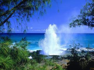 Spouting Horn252C Kauai252C Hawaii   erc