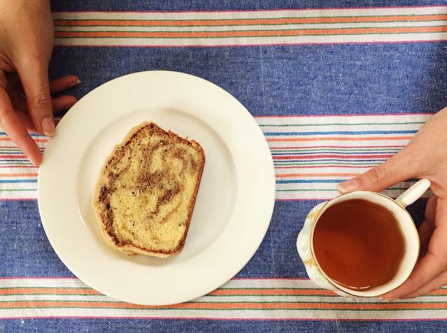 Ottolenghi Coffee And Cardamom Cake Recipe