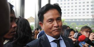 Yusril Jadi Kuasa Hukum Jokowi, Partai Bulan Bintang Belum Putuskan Dukungan