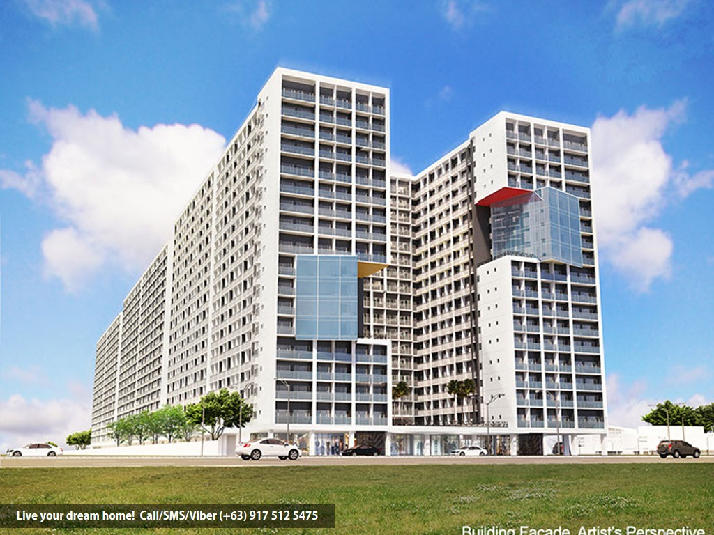 SMDC Shore 2 Residences - 1 Bedroom End Unit With Balcony | Condominium for Sale SM Mall of Asia Pasay