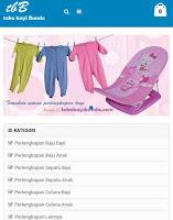 website toko bayi dari jombang lewat tablet