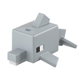 Minecraft Series 15 Dolphin Mini Figure