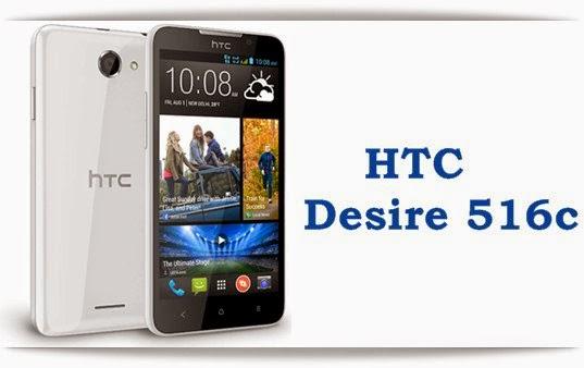 HTCDESIRE 516C : 5 inch qHD, 1.2GHz Quad-core Android Phone Specs, Price