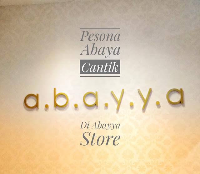 Pesona Abaya Cantik Di Abayya Store