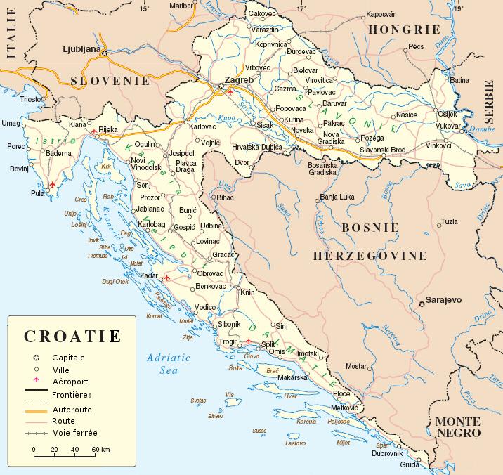 Carte Croatie Dubrovnik.Seagrape On The Oceans Carte Croatie Dubrovnik