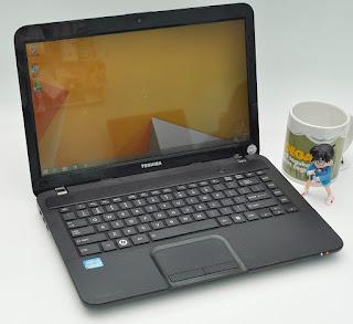 Jual Toshiba C840 - Laptop Bekas