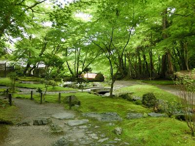 醍醐寺林泉