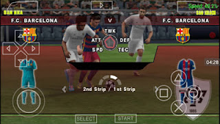 Download PES 2017 PPSSPP ISO Full Version Terbaru By Army