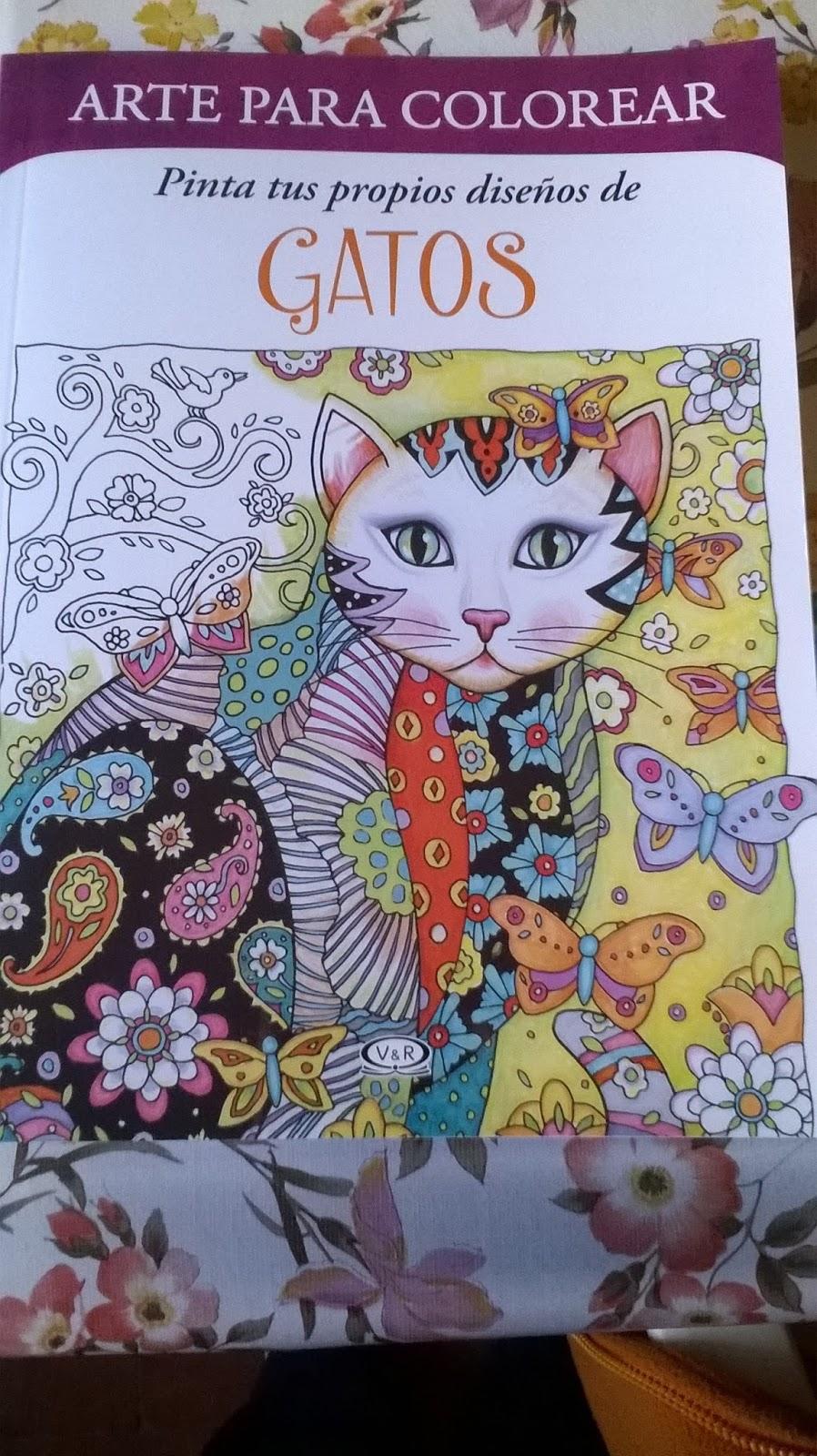 Sol de Echesortu: Reseña: Pinta tus propios diseños de gatos ...